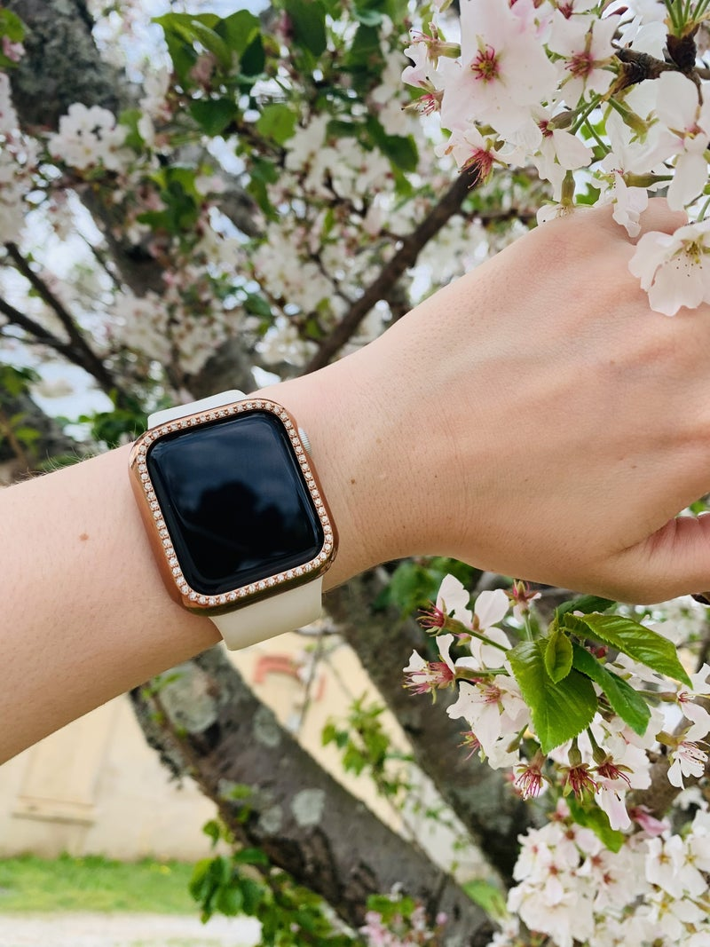 Apple Watch Case Protectors Gold