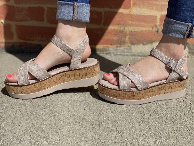 Corkys the Perfect Sundress Sandal