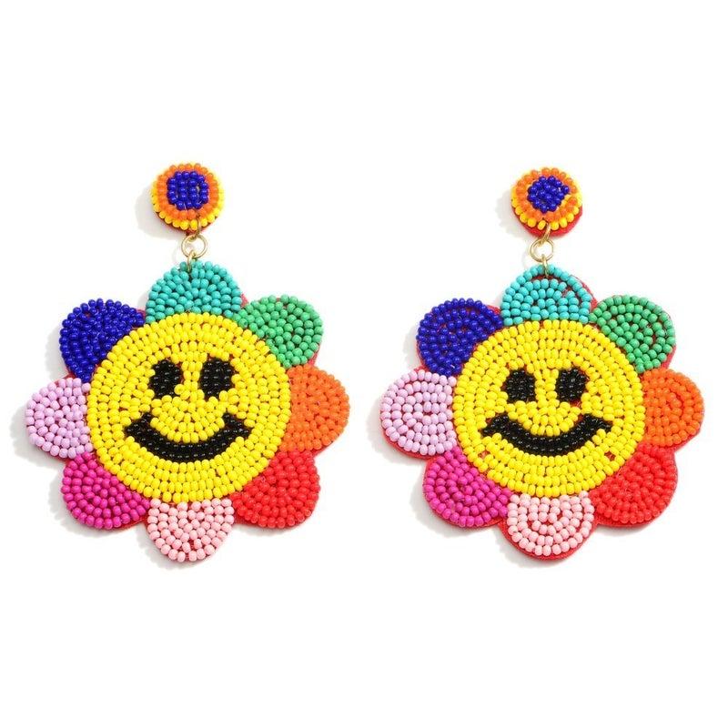 Happy  Girl Earrings