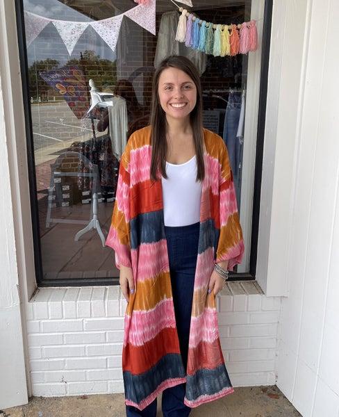 Do Everything in Love Kimono