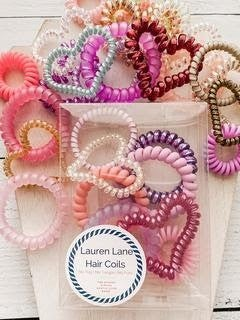Heart Coil Sets