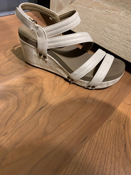 Corkys- Come My Way Wedges