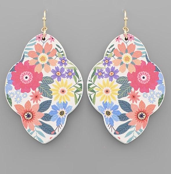 Full Bloom Earrings
