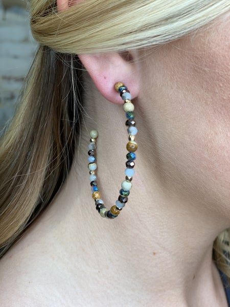 Go with Everything Earrings