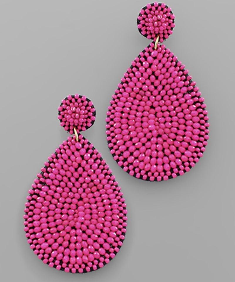 Forever Fuchsia Earrings
