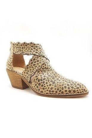 Dalmatian Booties