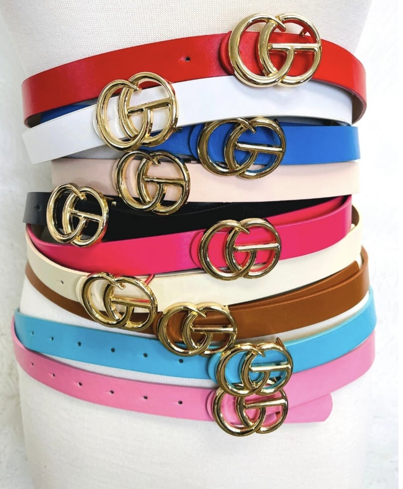 Glamour Girl Statement Belt