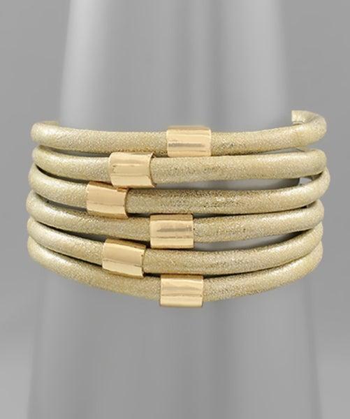 Meet Me In Maui Bracelet *Gold*