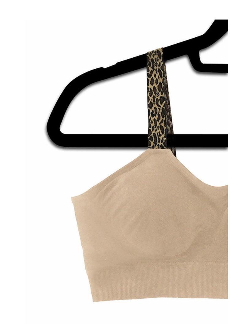 Reg + Curvy Strap-Its Leopard *2 Colors*