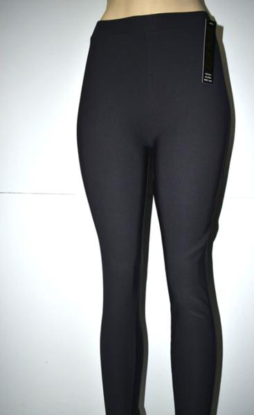 "Black ""Scuba"" Pants"