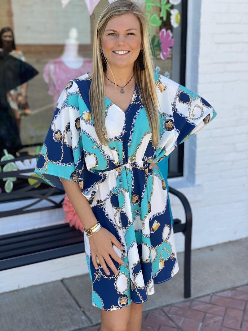 My Fav Designer Inspired Dress - 2 Colors!
