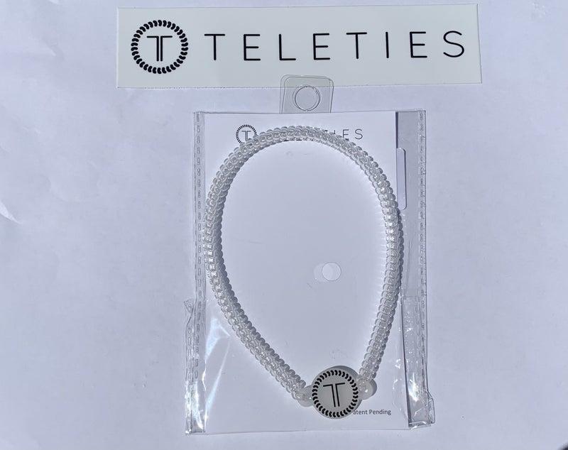 Crystal Clear Teleties Headband