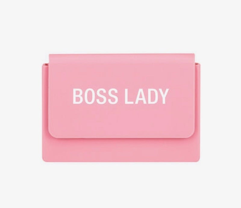 Boss Lady Silicone Card Case