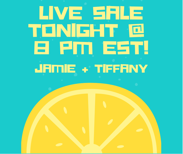 Live Sale!