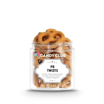 Candy Club *PB Twists*