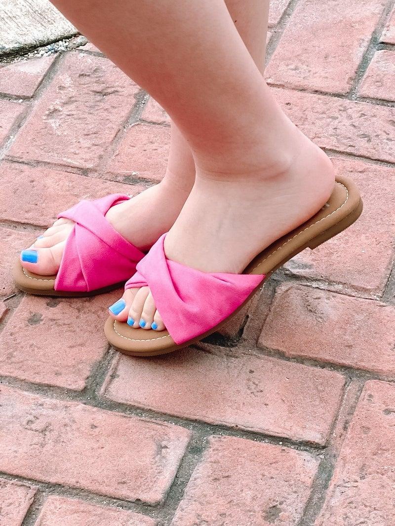 Corkys Lemonade Sandals - Pink