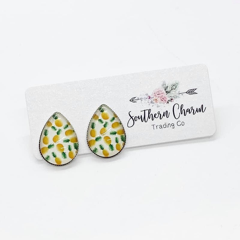 BIG Pineapple Teardrops *Final Sale*