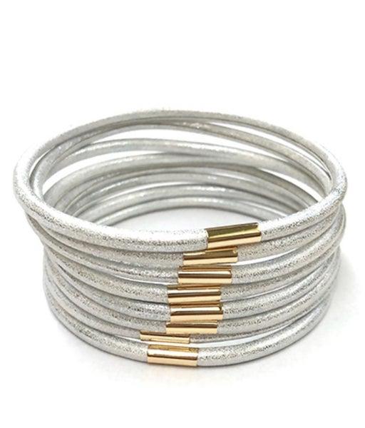 Meet Me In Maui Bracelet *Silver*