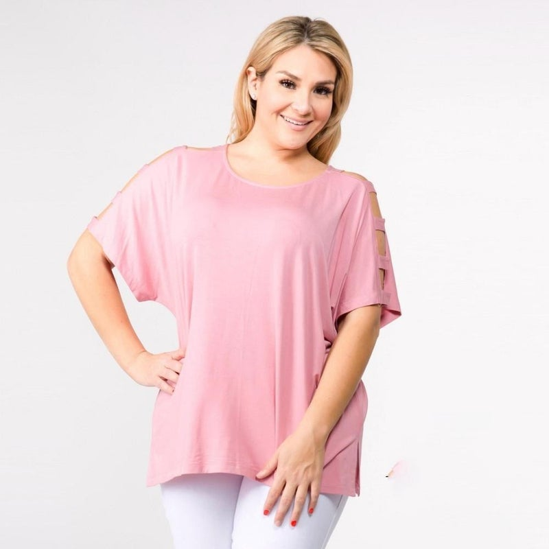 Curvy Line! Better Together Top