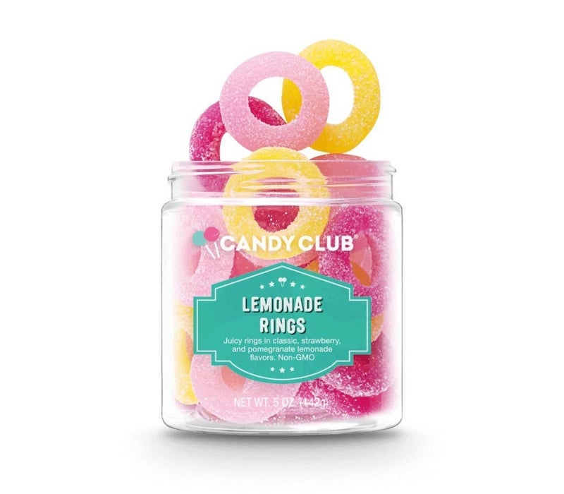 Candy club *Lemonade Rings
