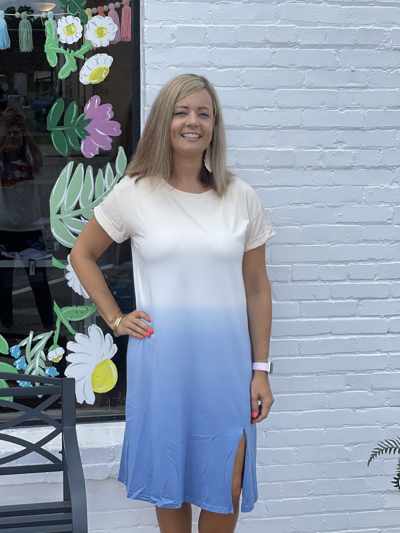It's The T-Shirt Style For Me Dress