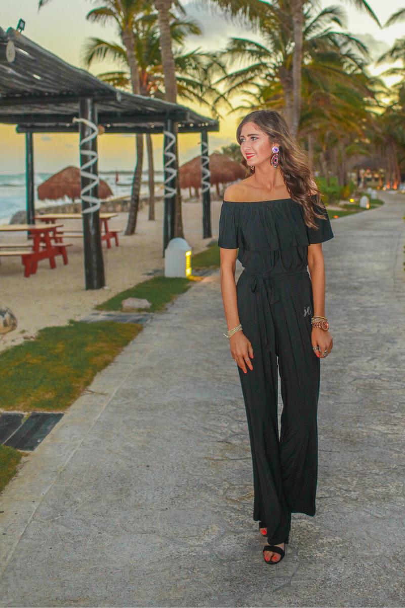 Ritz & Romance Jumpsuit *Black*