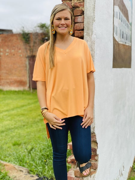 Savvy Deal! Shore Thing Top *Final Sale*