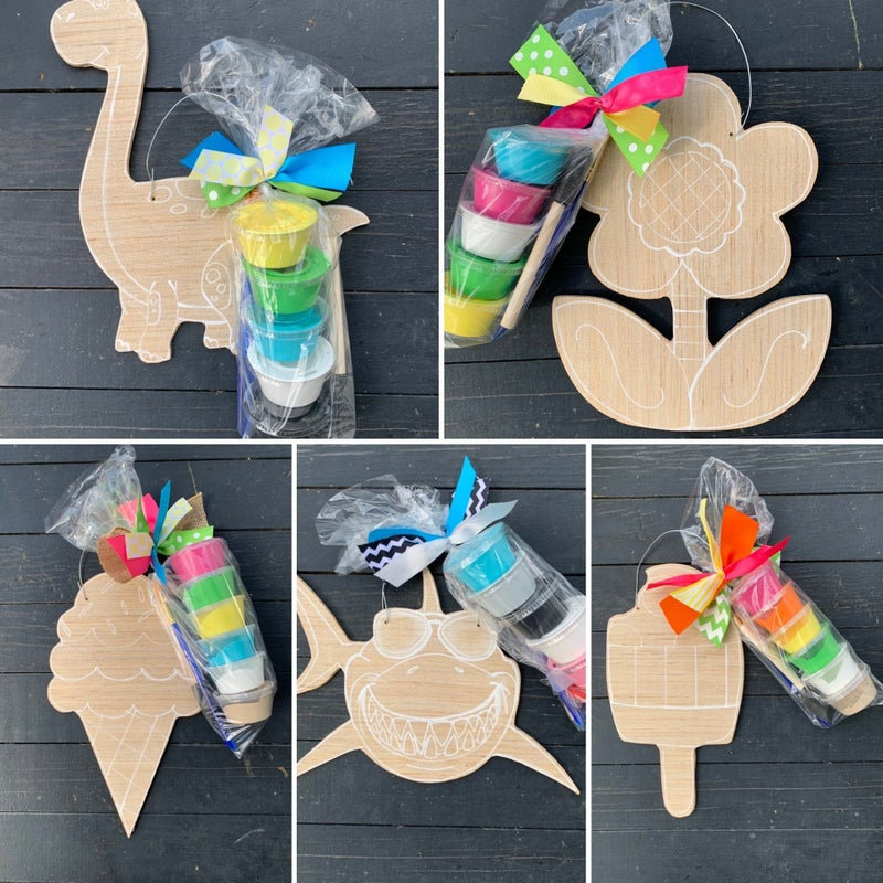 Paint Kits For Kids *Multiple Designs*