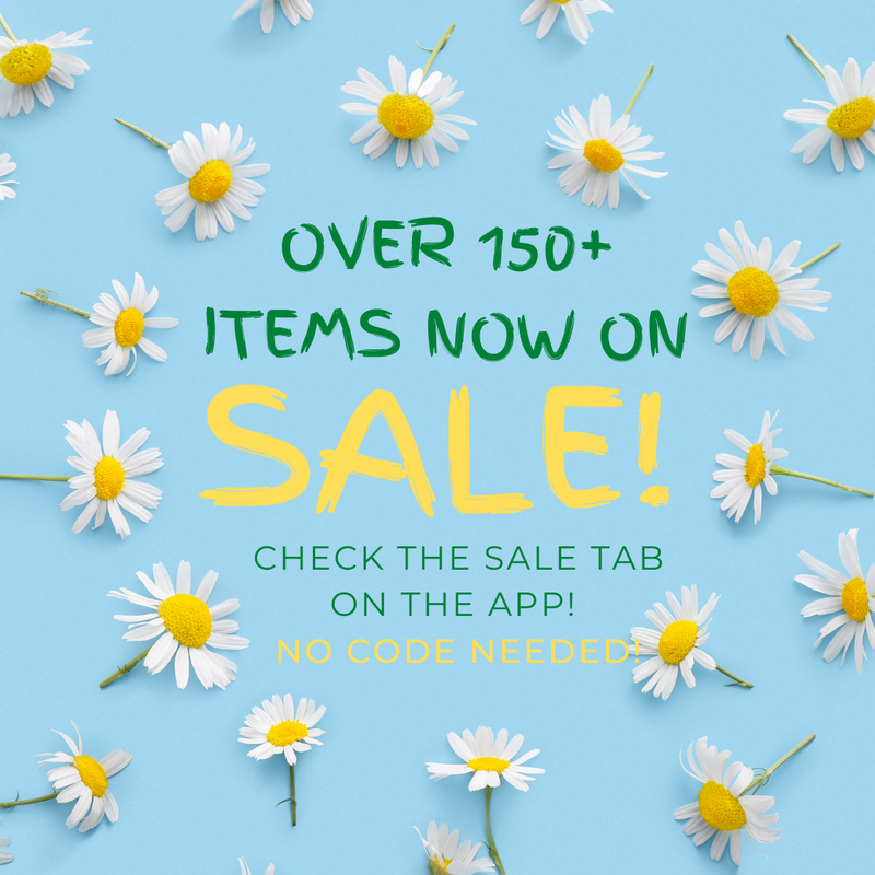 Sale Items - No Code Needed! *Final Sale*