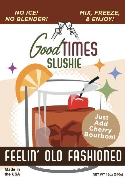 Good Times Slushie - No Ice & No Blender Needed! *10 Flavors*