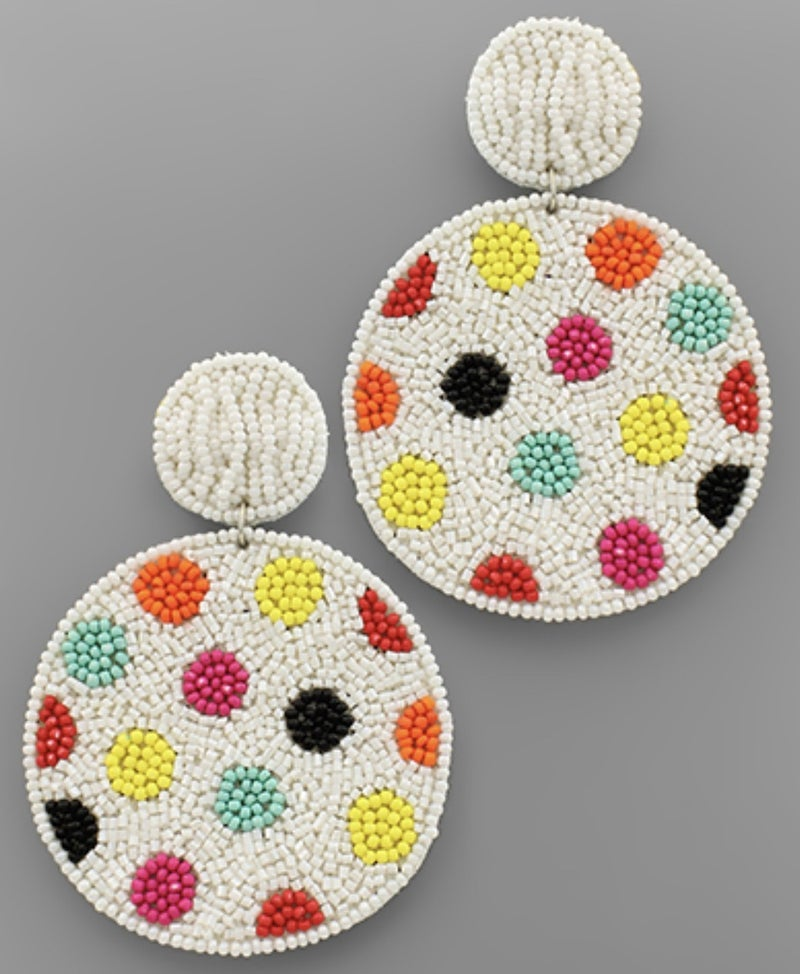 Spotted & Dotted Earrings