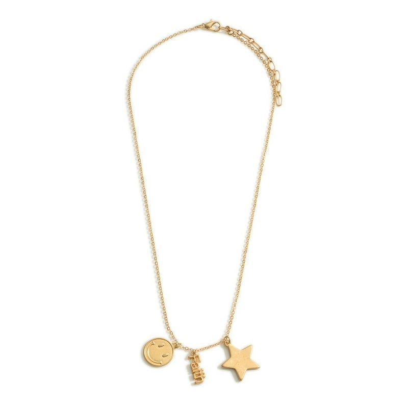 Goldies Necklace
