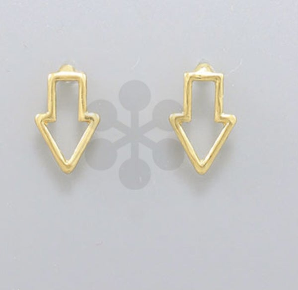 Follow Your Heart Arrow Earrings *2 Colors*