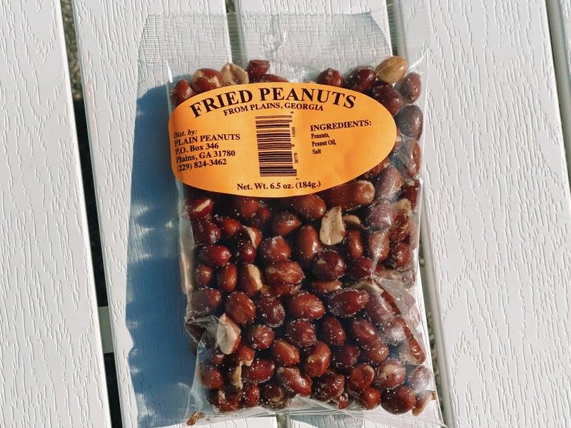 LOCAL Plains Peanuts-Fried Peanuts