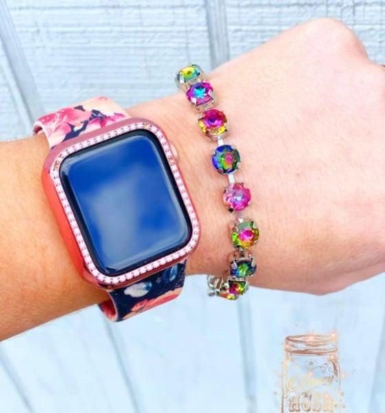Apple Watch Case Protectors Pink