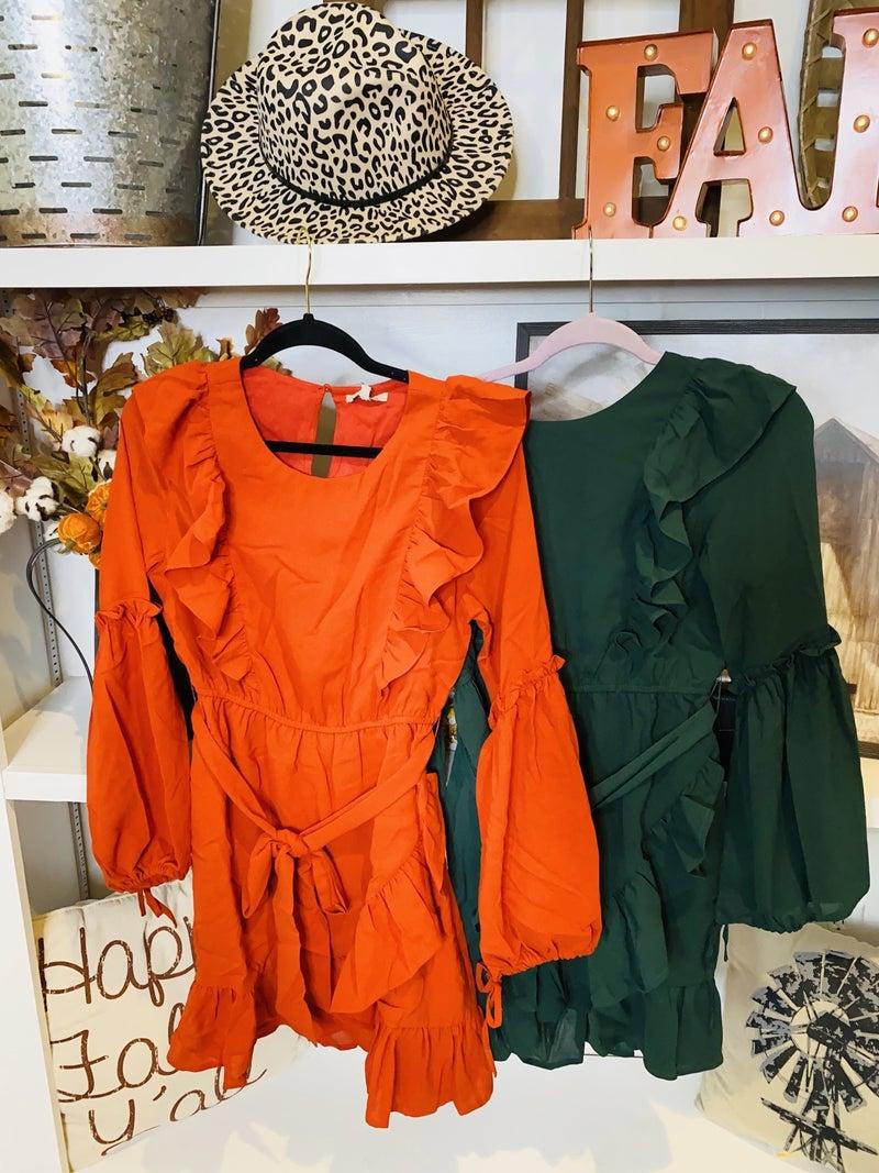 Grateful for You Dress - 3 Colors! *Final Sale*