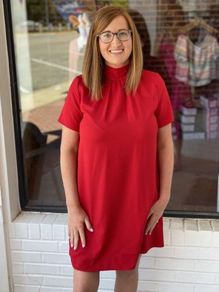 Mamacita In Red Dress