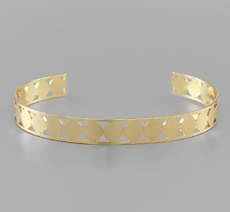 Go Gold Bracelet