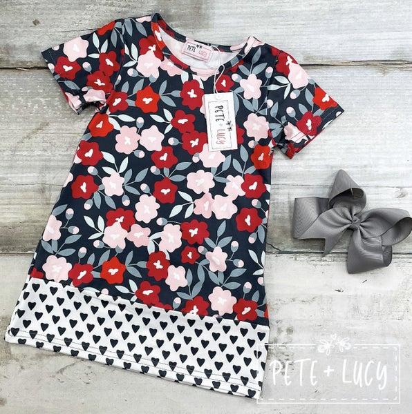 I Love Poppies Dress