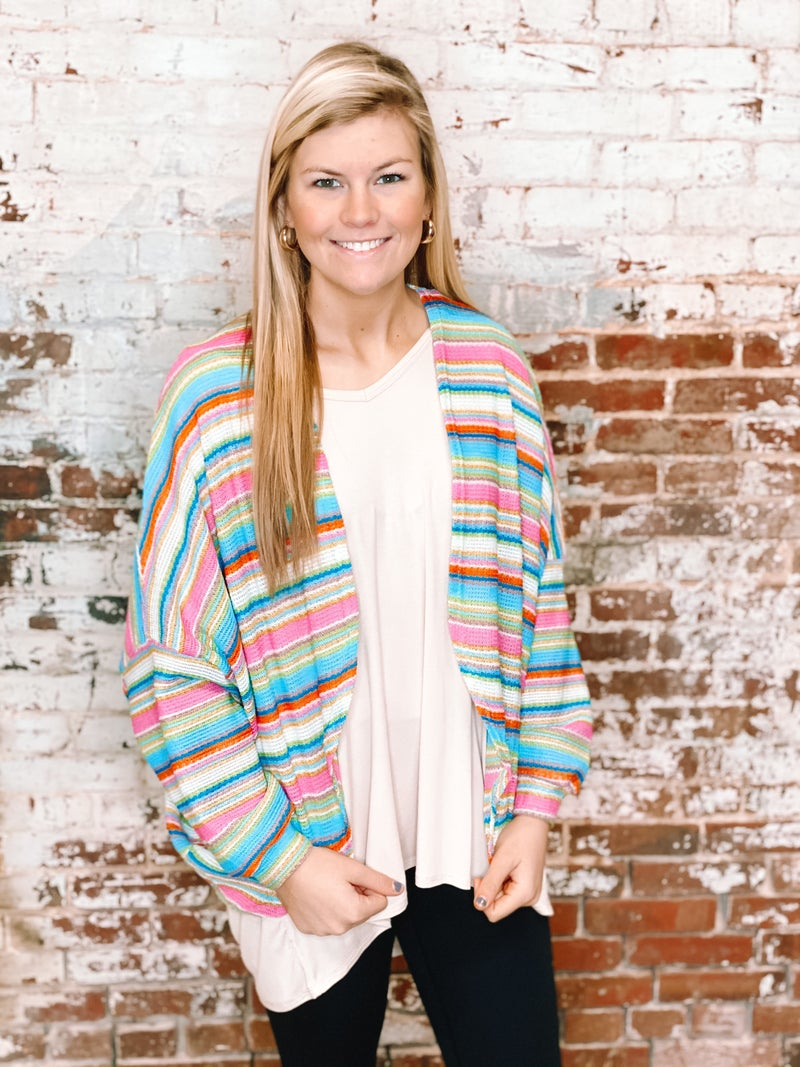 Ready for Spring Cardigan *Final Sale*