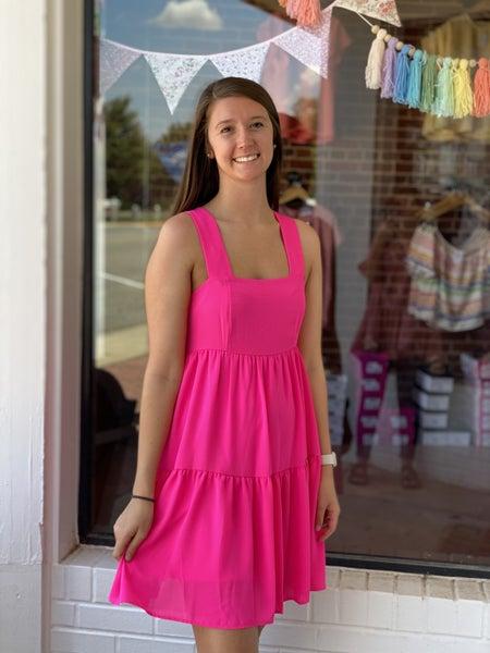 Adrienne - Take A Moment Dress