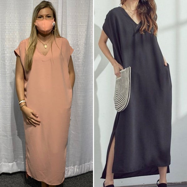 Love Yourself Dress *2 Colors*
