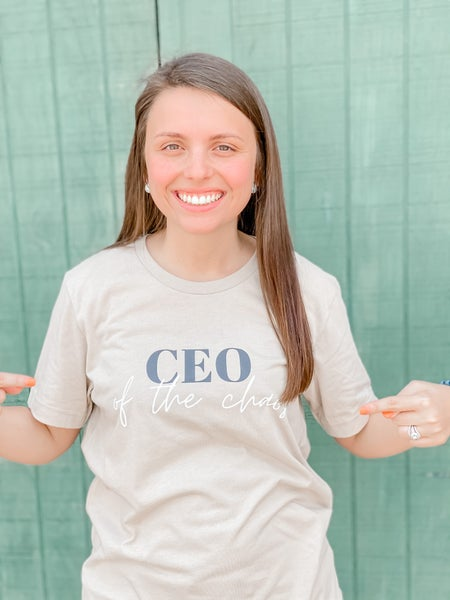 CEO Of The Chaos Graphic Tee