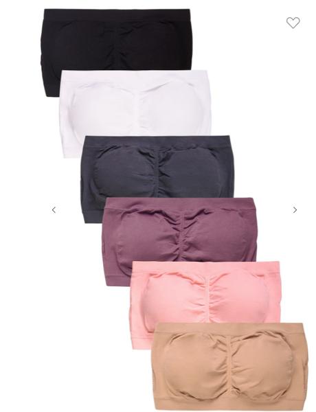 Bandeau Basic *6 Colors* *Final Sale*