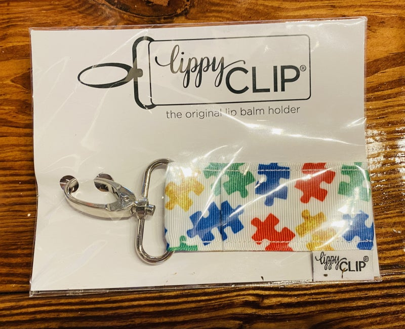 Lippy Clip - Lip Balm Holder