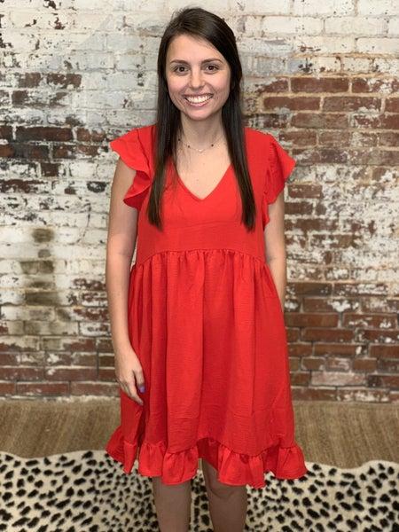 Here I Am Dress