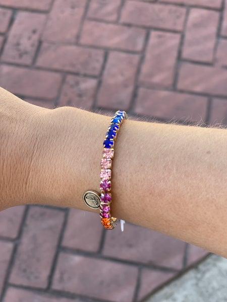 Rainbow Jane Marie Bracelet