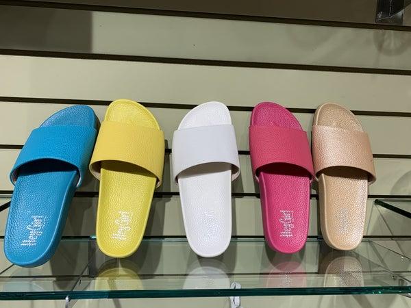 Corkys' Hey Girl Slides *5 Colors*