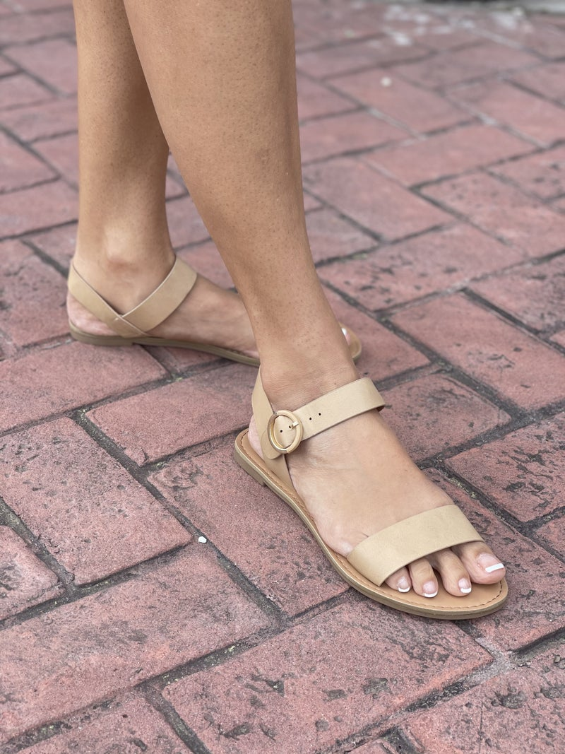 On The Town Sandals