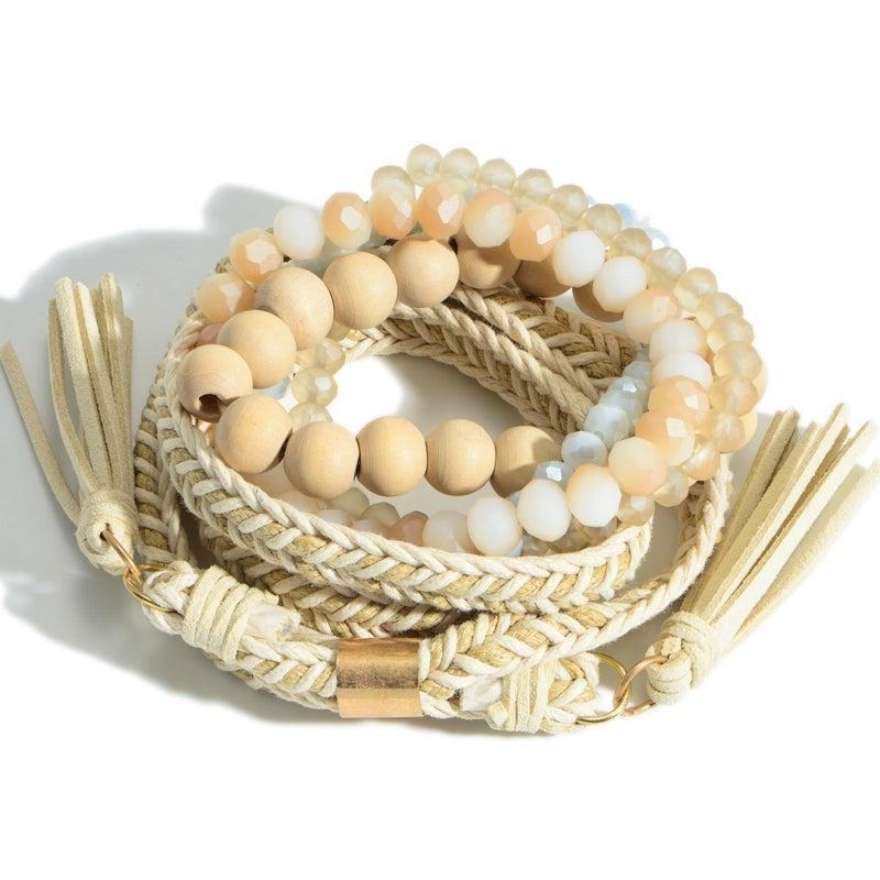 Let's Get Wrapped Up Bracelet